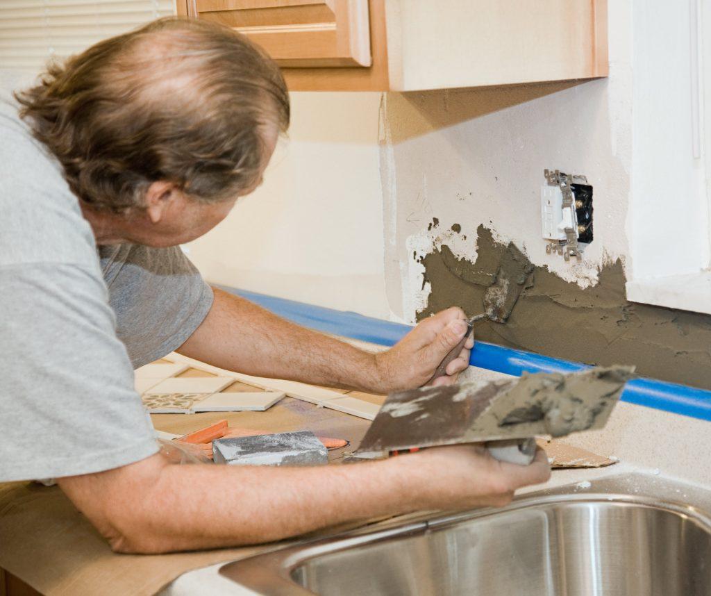 Keukentegels schilderen